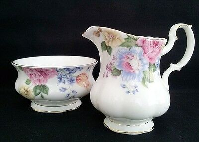 "Royal Albert Jug/bowl ""beatrice""  C1994-97"