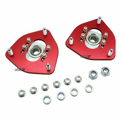 Front Adjustable Top Coilover Camber Plate Mount (Silvia-S13-S14-S15)