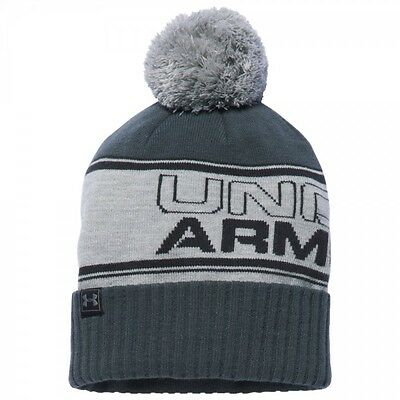 Bonnet Under armour Pom gris