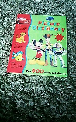 Disney Picture Dictionary By Parragon Books