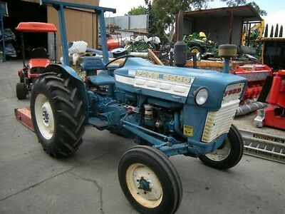 Ford 3000 2WD 6X 2WD