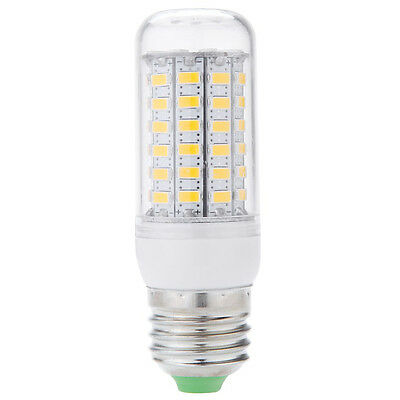5X(15W 5730 SMD 69 LED Mais Licht Lampe Energieeinsparung 360 Grad 200-240V GY