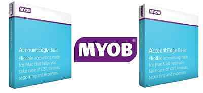 MYOB Account Edge Basic ESD
