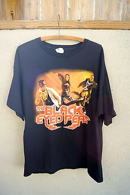 Black Eyed Peas The End World Tour 2010 Concert T-Shirt