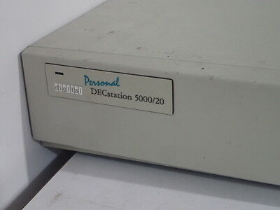 Vintage DEC Decstation 5000/20 computer system. #2 Postage available