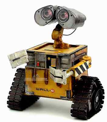 Cute Hand-Made Iron Movie  Character Toys,Realistic WALL-E Robot Model,Cool Gift