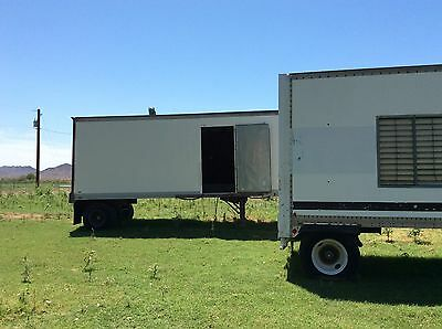 Cat 580 KW Generator 3412 Cat power enclosed trailer
