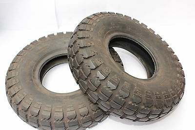 Part worn - Mobility Scooter Tyres