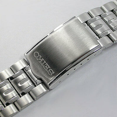 New ! 10Mm Original Seiko Stanless Steel Wrist Band Watch For Men High Quality