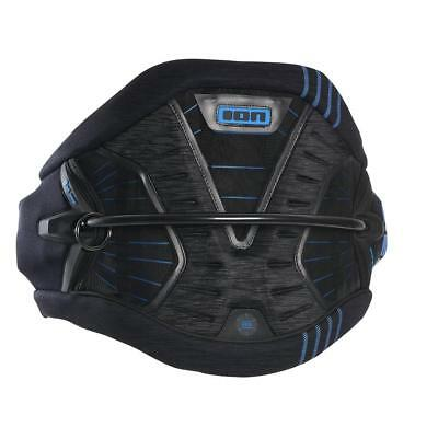 Ion Kite Waist Harness Vertex Select 2016 in Black, Sky Signature Model