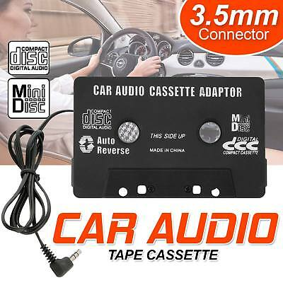 In Car Audio Tape Cassette To Jack AUX For iPod MP3 iPhone Converter Adapter UK