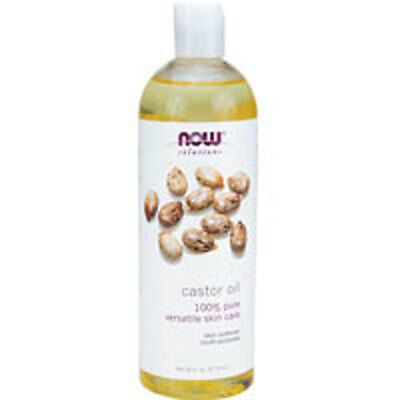 Castor Oil 16 OZ by Now Foods