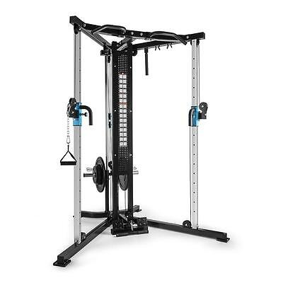 Capital Sports Cable Pulley Trainer Home Multi Gym Station 25 / 50Mm Fitness