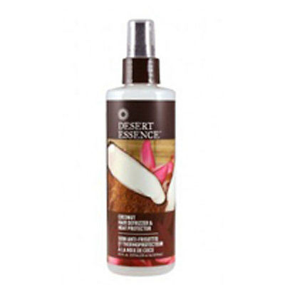 Coconut Hair Defrizzer and Heat Protector 8.5 OZ
