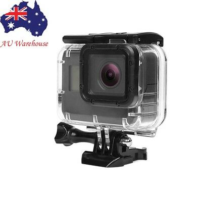 SHOOT 40M Waterproof Protective Case Shell Diving Housing Mount f GoPro Hero 6/5