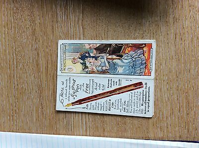 M12c Ty-phoo typhoo Tea card the story of david copperfield no 28