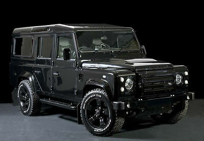 Wildcat | Land Rover Defender 110 Xs Station Wagon, 2015