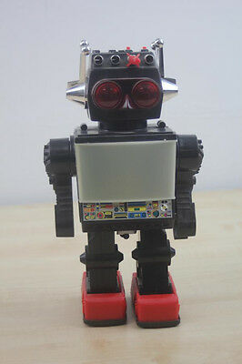 Tin Toy, Roboter, Blechspielzeug, Japan, Vintage