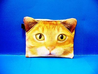 Cat Kitten Pet Coin Bag Purse BAG305 NEW
