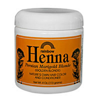 Henna PERSIAN MARIGOLD, 4 OZ by Rainbow Research
