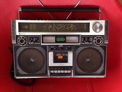 JVC RC-838W Biphonic Stereo Sound System