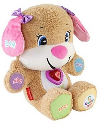 Fisher-Price Laugh and Learn Puppy Sis Pink 1 - Pack