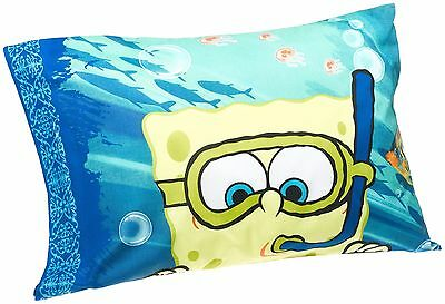SpongeBob Sea Adventure Pillowcase