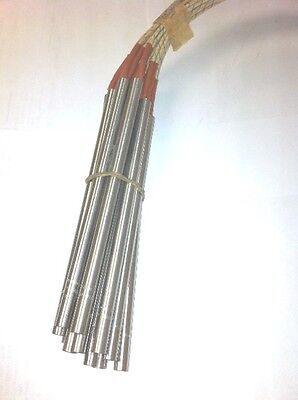 "Cartridge Heater 3/8""diameter x 7""long, 18volt 180w"