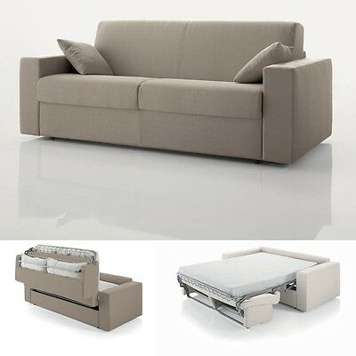 Canapé lit convertible rapido NIGHT and DAY tissu déhoussable