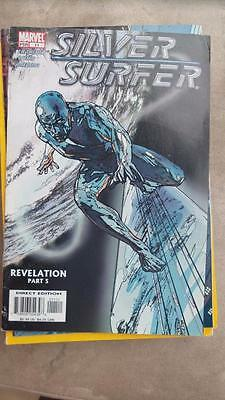 Silver Surfer vol 5 no 11 (September 2004) - VG cond -  bagged and boarded.