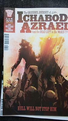 The Grievous Journey of Ichabod Azrael 1 (cover  B) - NEW, bagged and boarded.