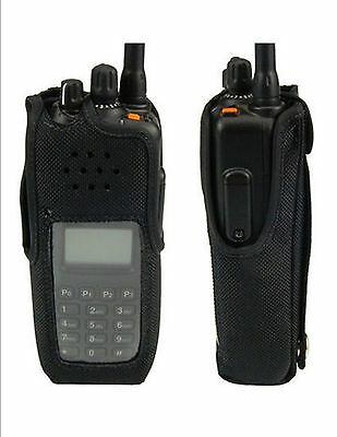 Icom F70 F80 Nylon carrying pouch - Protect your expensive radio  - Brand New