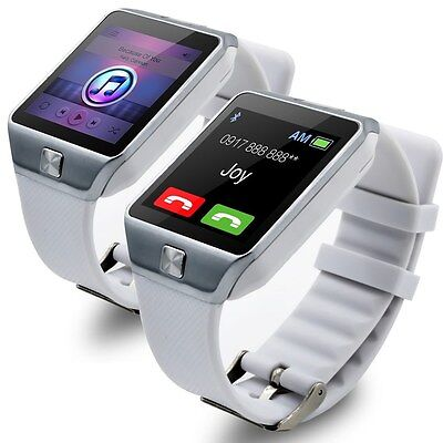 DZ09 Smart Watch Bluetooth GSM with SIM Card Slot For Android Phone