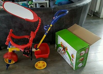 Little Tikes 4 in 1 Trike / Tricycle