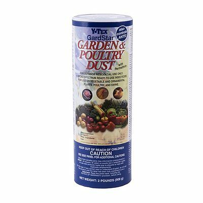Y-TEX GUARD STAR GARDEN & POULTRY DUST For Swine Poultry Dogs Vegetable Plant 2#