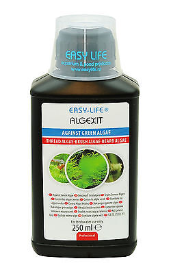 Easy-Life AlgExit 250ml Aquarium Fish Tank Green Brown Algae Killer Remover