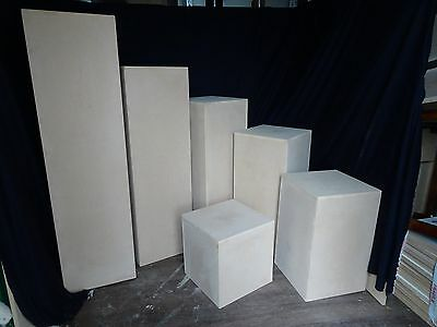 Display Stands, Cubes Wedding,shop Hand Made Mdf