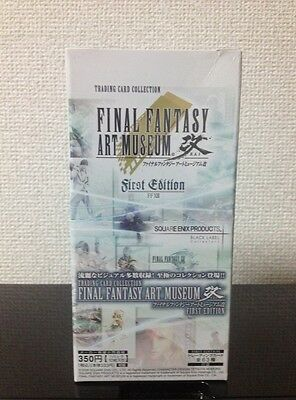 FINAL FANTASY 13 ART MUSEUM KAI TRADING CARD COLLECTION First Edition