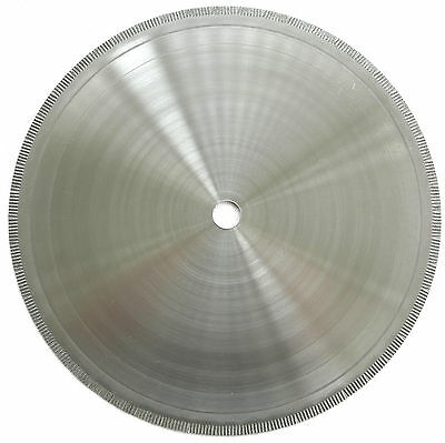 "10"" Diamond Tool Lapidary Rock Saw Blade - 5/8"" Arbor Hole"