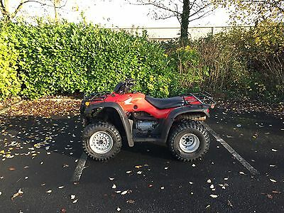 honda trx 350 TM farm quad atv