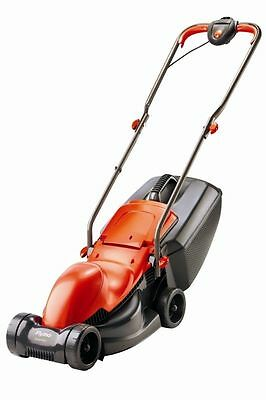 Flymo Electric Wheeled Rotary Lawnmower Easimo 900 W 32 cm Garden Grass Cutter