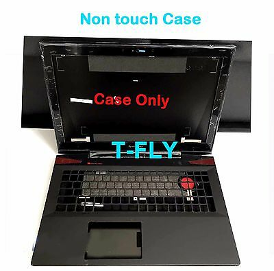 New Lenovo Y50-70 LCD Back Cover+Bezel+Palmrest Case+Bottom Complete Case US