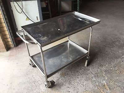 Stainless Steel Grade 304 Trolly Food Approved