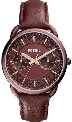 Orologio Watch NEW Fossil Tailor ES4121