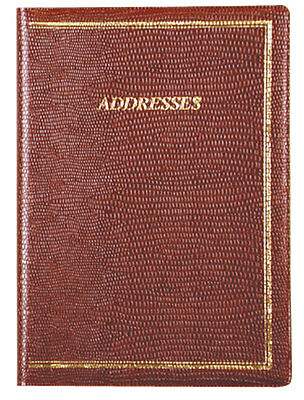 "Address book 4.25"" by 6"""