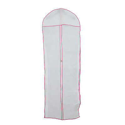 Wedding Evening Dress Gown Garment Storage Cover Bag Protector 150cm HP