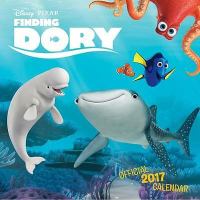 Finding Dory Calendar 2017 Brand New Official Licensed Product Free P&P