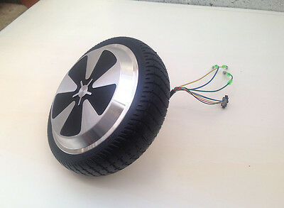 """Balance Hover Board Scooter Segway Spare 6.5"""" wheel and motor"""