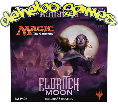 Eldritch Moon - Fat Pack - New & Sealed - Magic The Gathering
