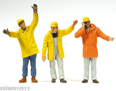 Preiser 63095 Workers, 1 Gauge, 1:32